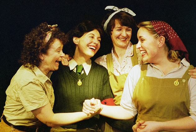 See Lilies on the Land in London. The Women's Land Army of World War II. Buy tickets for  Lilies on the Land in London here!