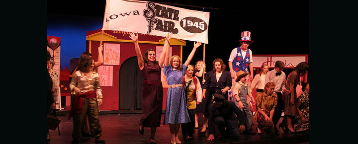 See the musical State Fair at Trafalgar Studio Two in London. Buy ticket to State Fair in London here!