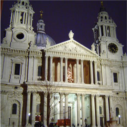 St Pauls Cathedral. LondonBilletter.no