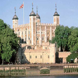 Tower of London. LondonBilletter.dk