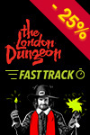 London Dungeon Fast-Track Entry