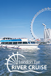 Båttur London Eye River Cruise