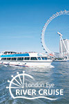 Cruzeiro London Eye River Cruise