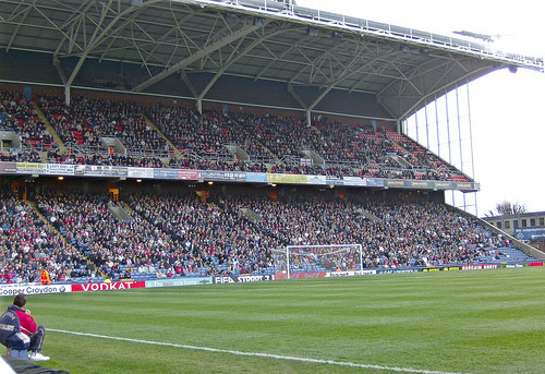 Estadio Selhurst Park. FútbolenLondres.es