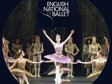 English National Ballet præsenterer Sleeping Beauty på Coliseum!