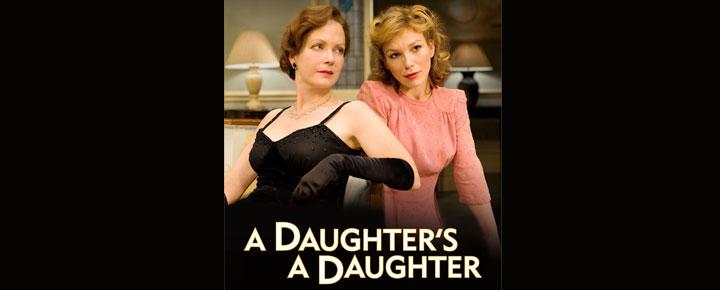 A Daughter's a Daughter är ett måste för alla Agatha Christie fans, ett psykologiskt drama som håller alla i salongen på helspänn. Biljetter kan köpas här!
