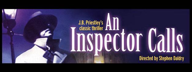 An Inspector Calls i London är självklart baserat på JB Priestley's klassiska Thriller och regisserad av Stephen Daldry. Biljetter köper du här!