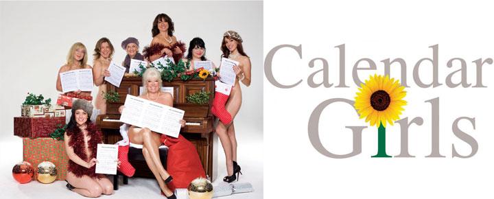 Calendar Girls, teaterstykket bygget over filmen, får endelig premiere i London på Noel Coward Theatre. Vi tror komedien Calendar Girls, bliver en stor succes.