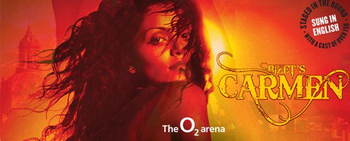 Carmen, der vil blive opført i London, er nok en af verdens mest populære Opera. Billetter til Carmen i London i 2013 kan købes her!