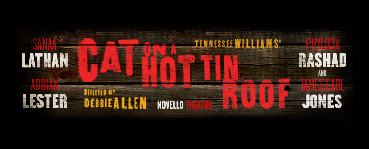 Cat On A Hot Tin Roof will finally arrive in London again! Do not missTennessee Williams' play when you are in London. Tickets online!