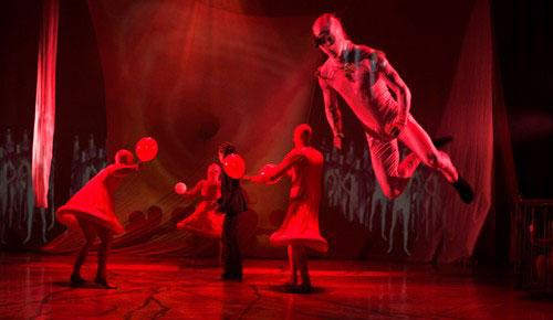 Sveriges stolthet, kultupplevelsenCirkus Cirkör, uppträderi London nui oktober. Performancegruppen Cirkus Cirkör har uppträtt världen över med stor framgång, och biljetter till Cirkus Cirkör kan köpas här!