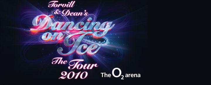 Dancing On Ice Live på O2 Arena i London, se den populära TV-showen LIVE i stora O2 Arena i London. Biljetter köper du här!
