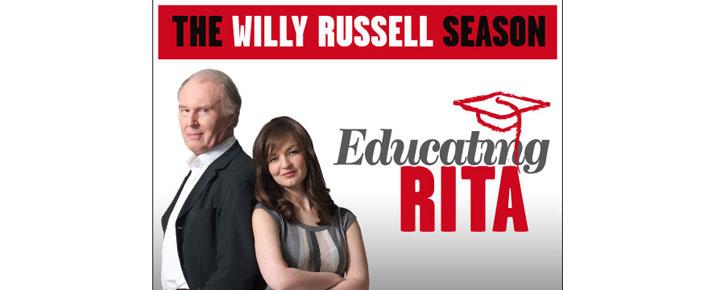 Se Educating Rita i London. Rita finder hendes store lidenskab - litteratur. Se Educating Rita i London. Køb billetter her!