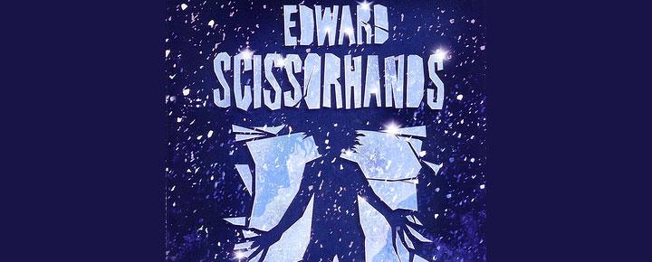 Tim Burtons mesterstykke Edward Scissorhands spilles nå som musikal/danseforestilling i London. Spilles kun noen få uker på Sadlers Wells Theatre. Billetter finner du her.