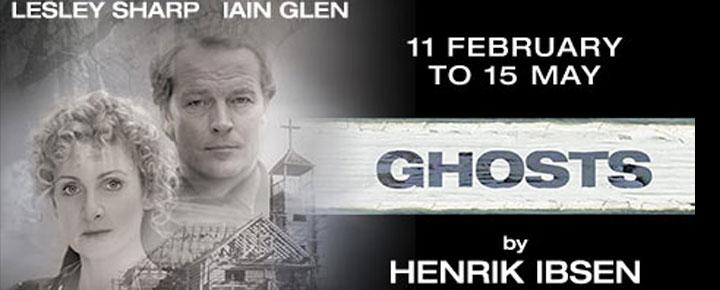 Das umwerfende neue Musical GHOST , das auf dem phänomenalen, Oscar-prämierten und von Bruce Joel Rubin. startet im Piccadilly Theatre im Juni 2011.