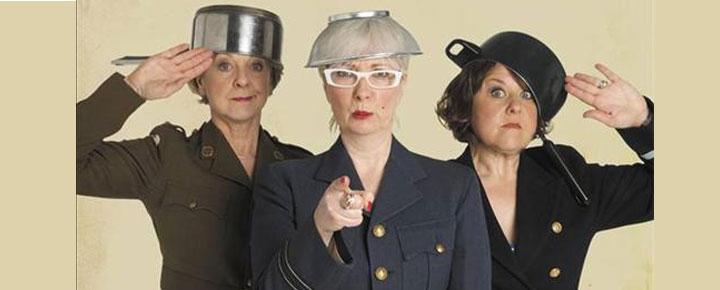 Se Grumpy Old Women på Novello Theatre i London! Köp dina biljetter till Grumpy Old Women i London här!