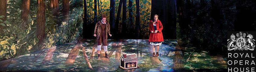 Se Hans och Greta på Royal Opera House i Covent Garden i London. Upplev Hans och Greta i London. Köp biljetter här!