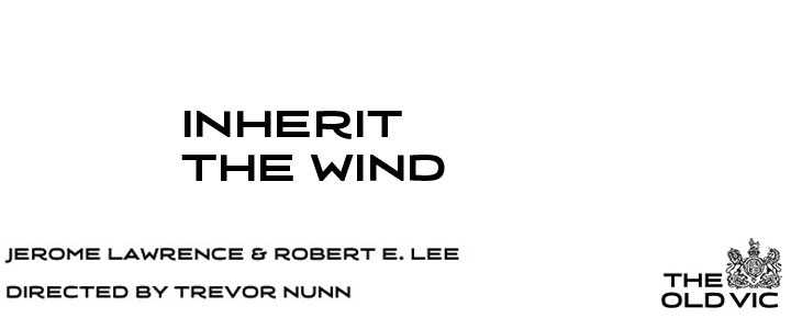 """Inherit The Wind i London markerer 150 år jubilæet for Darwins udgivelse af """"The Origin of Species"""". Billetter til Inherit The Wind i London med Kevin Spacey i hovedrollen købes her!"""