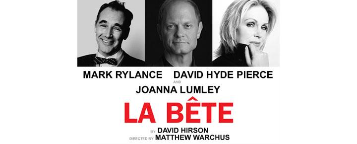 La Bete der spiller i London er skrevet af den Amerikanske dramatiker i 1991. Billetter til den komiske tour de force, som Le Bete i London er, kan købes her!