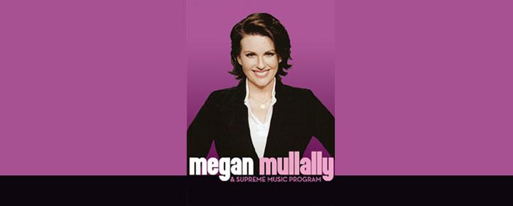 """Megan Mullally indtager London's West End for første gang med hendes """"One woman show"""". Billetter til Megan Mullally Supreme Music Program i London kan købes her!"""