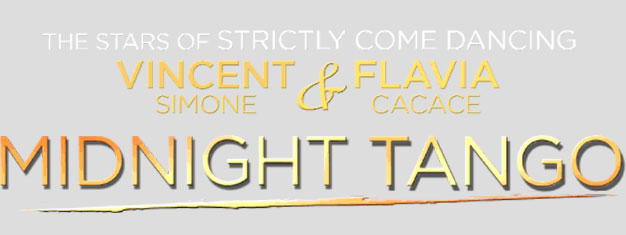See Vincent Simone and Flavia Cacace and their stunning Tango routines from BBC's Strictly Come Dancing Live in London in 2013. Buy tickets here!