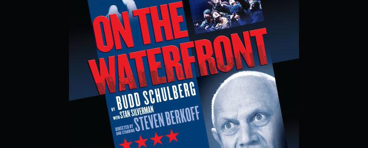 On the Waterfront der spiller i London er nok mest kendt for den multi-Oscar vindende film af samme navn. Billetter til On the Waterfront i London bestilles her!