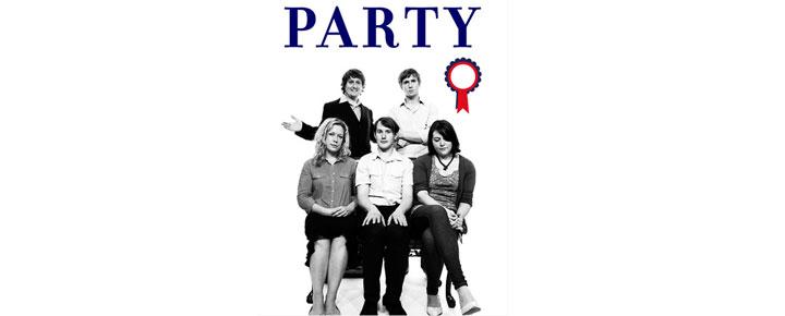 Party i London, af Tom Basden kommer til Londons Arts Theatre for en kort periode. Billetter til Tom Basdens Party i London købes her!