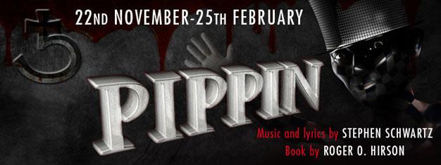El musical clásico Pippin en londres ha sido completamente re-concebido por el Menier Chocolate Factory. Reserva tus entradas para Pippin en Londres aquí!