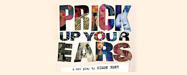Prick Up Your Ears i London har Matt Lucas i hovedrollen. Prick Up Your Ears i London er et nyt skuespil af Simon Bent. Billetter til Prick Up Your Ears i London købes her.