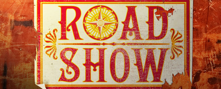 Road Show, the latest musical by American composer Stephen Sondheim, is opening in London. Buy your tickets to Road Show the Musical here!