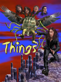"Ross Noble - Things i London vender tilbage til scenen i West End. Ross Noble show ""Things"" vil dække alt du vil vide om stort og småt. Billetter til Ross Noble - Things i London købes her!"