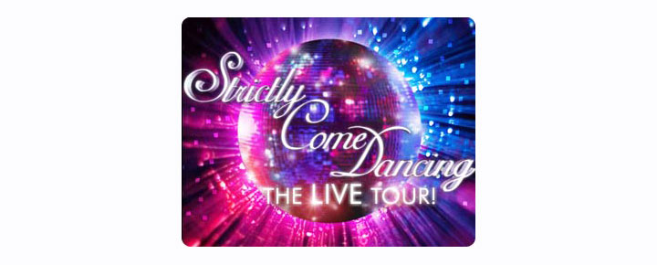 Oplev det vildt populære Strictly Come Dancing på Wembley Arena i London. Vi har billetter, men der bliver hurtigt udsolgt til Strictly Come Dancing - The Live Tour!