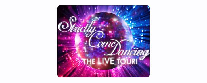Oplev det vildt populære Strictly Come Dancing på O2 Arena i London. Vi har billetter, men der bliver hurtigt udsolgt til Strictly Come Dancing - The Live Tour!