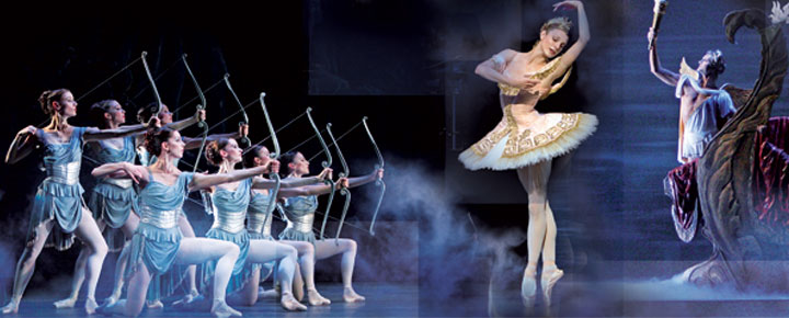 See Sylvia at Royal Opera House by Covent Garden in London. Sylvia the Greek myth Ballet plays at Royal Opera House in London. Buy tickets here!