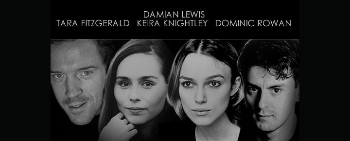Se Tara Fitzgerald, Keira Knightley och Dominic Rowan i Martin Crimps svidande version av The Misanthrope  på The Comedy i London. Köp din biljett här!