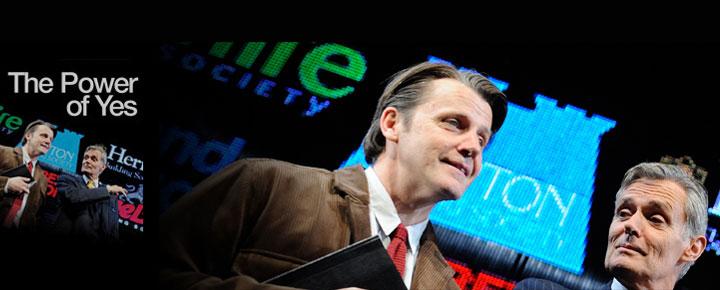 Przedstawienie The Power Of Yes w Londynie, sztuka o tyglu światowych finansów. Tutaj kupisz bilety online!