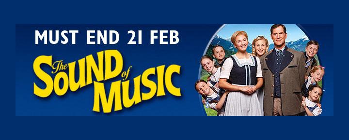 Sound of Music (la mélodie du bonheur), la comédie musicale bien connue est de retour dans le West End londonien. Un vrai classique ! Achetez ici vos places pour les représentations de Sound of Music à Londres.