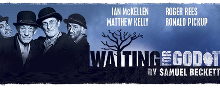 Waiting for Godot i London har Ian McKellen og Ronald Pickup i hovedrollerne. Waiting for Godot er bygget over Samuel Becket's roman. Billetter til Waiting for Godot i London købes her!