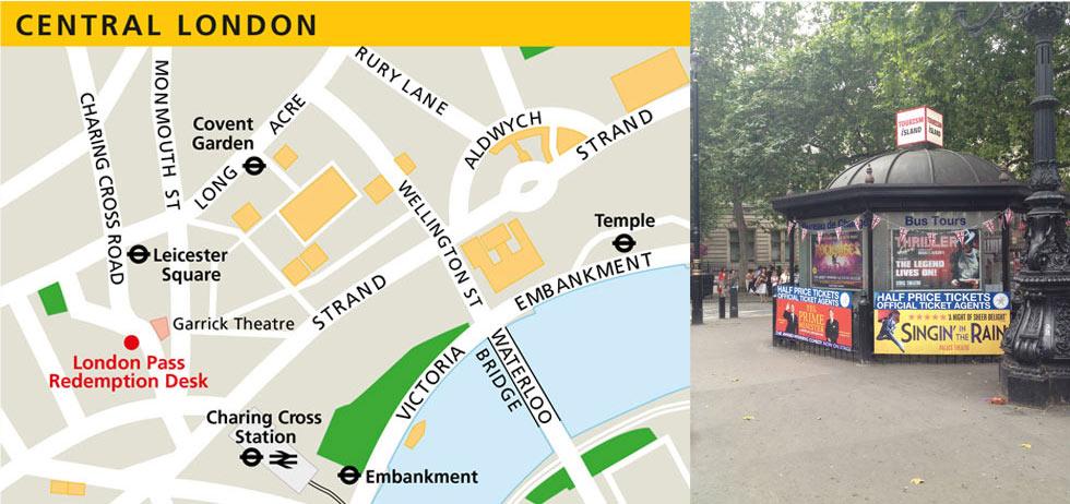 London Passet Billetter Til Attraktioner Oplevelser Og