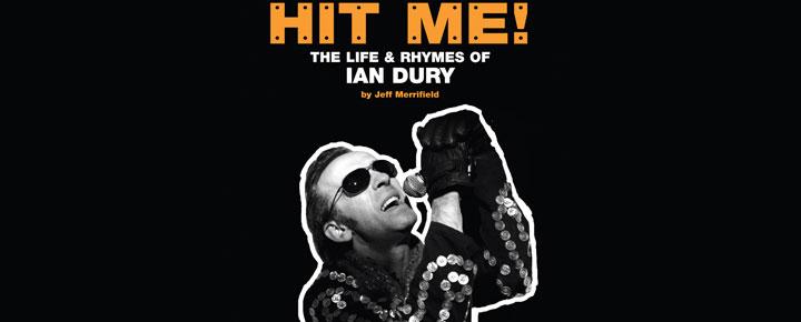 """Se Hit Me! i London -hyllningen till rock'n roll geniet Ian Dury som skapade frasen """"Sex'n Drugs'n Rock'n Roll""""! Köp biljetter här!"""