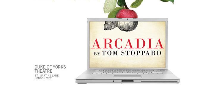 Skuespillet Arcadia der spiller på Duke of York's i London er skrevet af Tom Stoppard. Arcadia er et fantastisk skuespil og ret så morsomt. Billetter til Arcadia i London købes her!