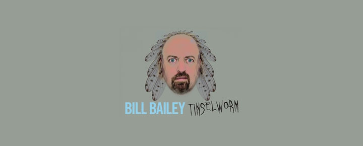 Oplev Bill Bailey og hans show Dandelion Mind i London pa Wyndham Theatre! Køp billetter her till Dandelion Mind!