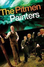 Så er Lee Hall's fantastiske skuespil tilbage i London, efter det spillede for fulde huse sidste år i samme by.