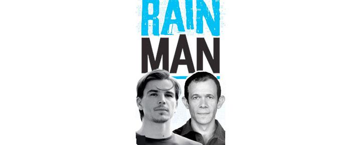 Endelig bliver den Oscar vindende film Rain Man sat om som skuespil i Londons West End.