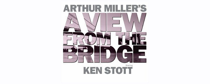 Arthur Millers mesterværk 'A View from the Bridge' spilles på Duke of York's i London. Billetter til teaterbilletterne i London køber du her!