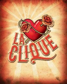 La Clique er et mix af cabaret, varieté og vaudeville. La Clique er en forførende, morsom og varm sensation i London, og kan opleves på London Roundhouse.