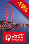 London Eye: Familietickets