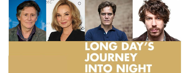 Enjoy 'Long Day's Journey into Night' with Jessica Lange and Gabriel Byrne. Book your tickets for Long Day's Journey into Night in New York here!