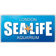 Sea Life London Aquarium. LondonBilletter.no