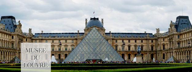Przejdź na linię wejściową Muzeum Luwr w Paryżu. Kup swoje bilety włącznie. Przewodnik audio Luwr w Paryż tutaj!